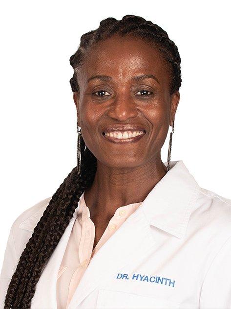 DR. Flora Hyacin th, D.C.